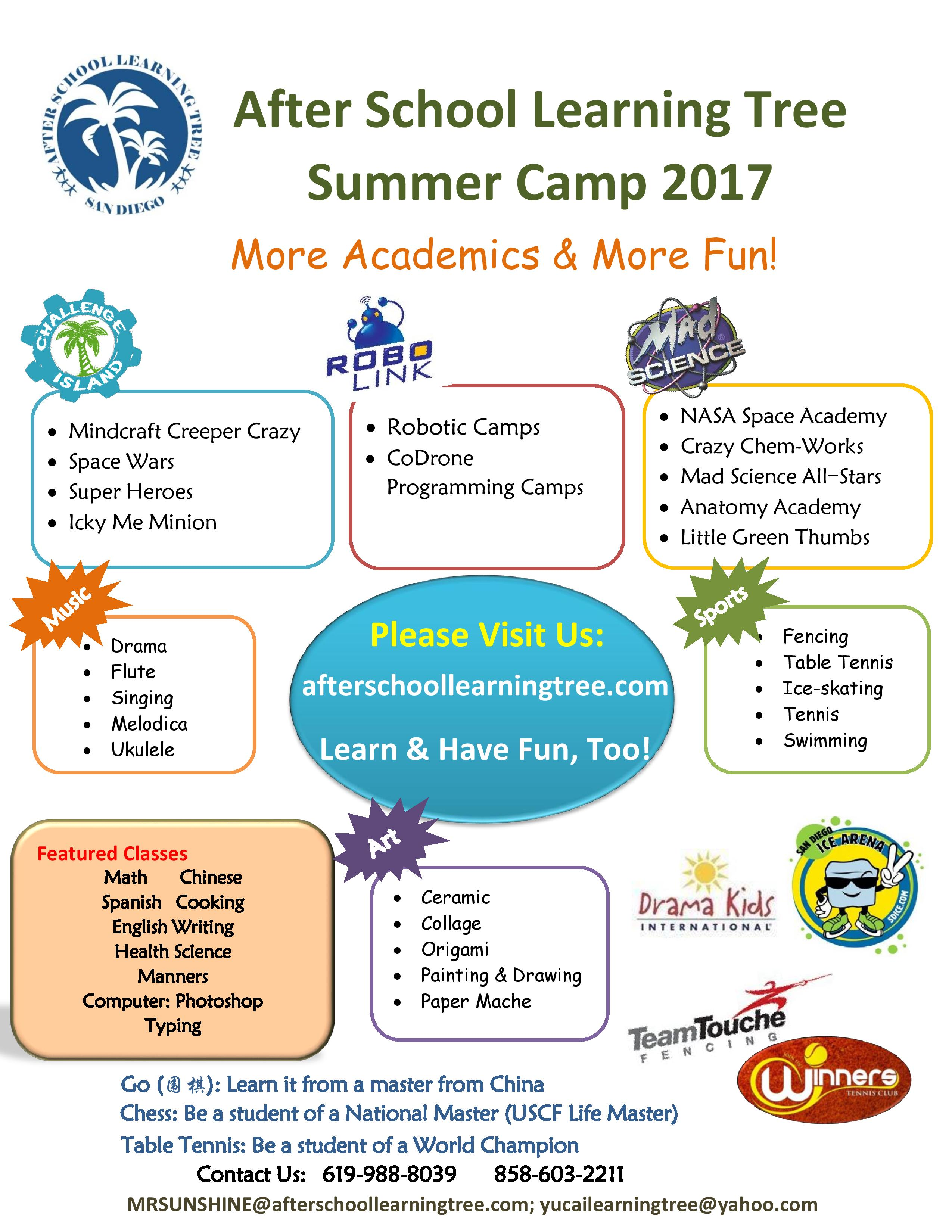 Young Writer's Camp - Summer 2018